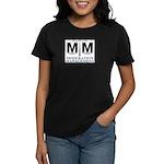 MM Logo Women's Dark T-Shirt