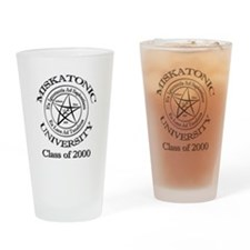 Class of 2000 Drinking Glass