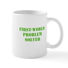 First-World Problem Solver Mugs