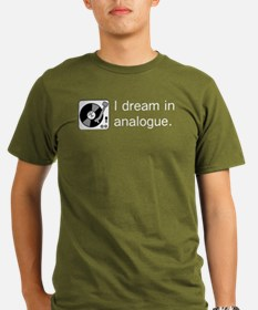 dreaminanalogue3 T-Shirt