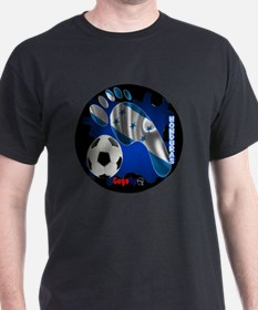 HONDURAS SOCCER CUSTOMIZABLE BRASIL 2 T-Shirt