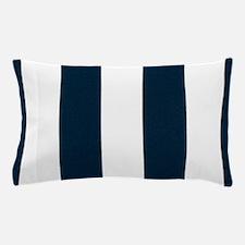 Classic Navy Stripes Pillow Case