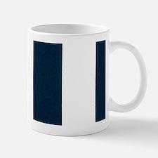 Classic Navy Stripes Mugs