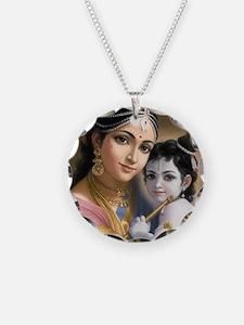 Krishna And Yashoda Necklace