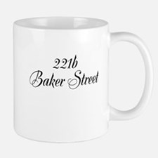 221b Baker Street Small Small Mug