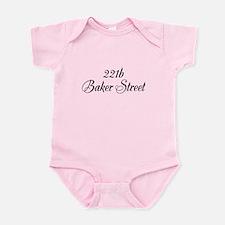 221b Baker Street Body Suit Infant Bodysuit