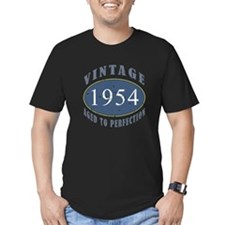 1954 Vintage (Blue) T
