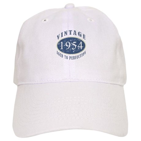 1954 Vintage (Blue) Cap