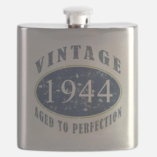 1944 Vintage (Blue) Flask