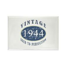 1944 Vintage (Blue) Rectangle Magnet