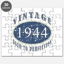 1944 Vintage (Blue) Puzzle
