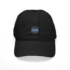 1934 Vintage (Blue) Baseball Hat