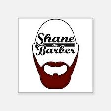 Shane The Barber Sticker