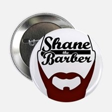 "Shane The Barber 2.25"" Button"
