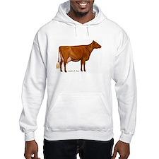 Milking Shorthorn Hoodie