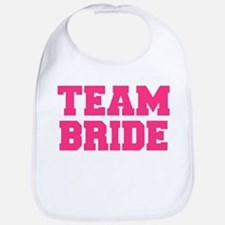 Team Bride Bib