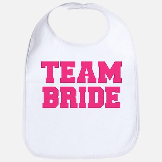 Team Bride Bib
