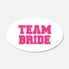 Team Bride Wall Decal