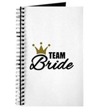 Team Bride crown Journal