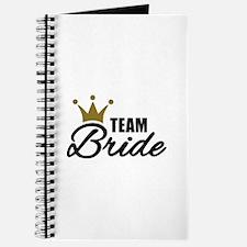 Team Bride crown Journal