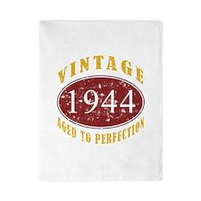 1944 Vintage (Red) Twin Duvet