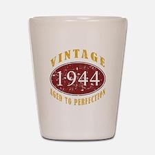 1944 Vintage (Red) Shot Glass