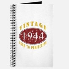 1944 Vintage (Red) Journal