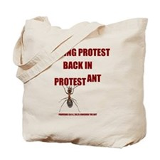 Protest Ant Tote Bag