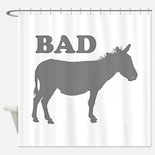 Badass Shower Curtain