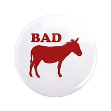 """Badass 3.5"""" Button (100 pack)"""