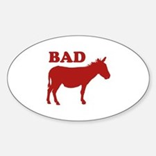 Badass Bumper Stickers