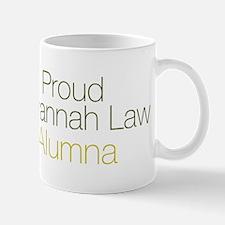 Proud Savannah Law Alumna Mugs