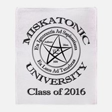 Class of 2016 Throw Blanket