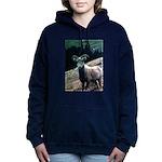 Mountain Sheep Hooded Sweatshirt