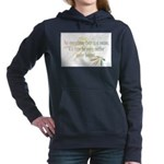 For Everything there is a Season Hooded Sweatshirt