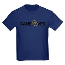 Game over Wedding rings T
