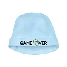 Game over Wedding rings baby hat