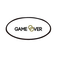 Game over Wedding rings Patches