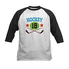 Hockey Player Number 18 Tee