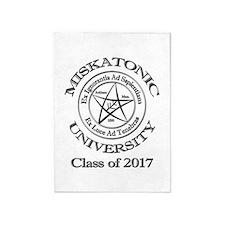 Class of 2017 5'x7'Area Rug