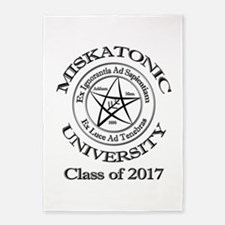 Class of 2017 5'x7'Area Rug