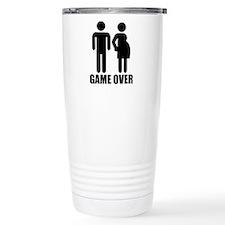 Game over Pregnancy Travel Mug
