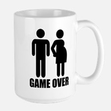 Game over Pregnancy Mug