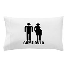 Game over Pregnancy Pillow Case
