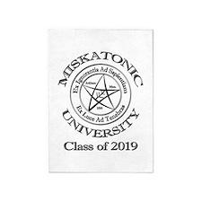 Class of 2019 5'x7'Area Rug