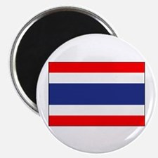 Cute Country flag thailand Magnet