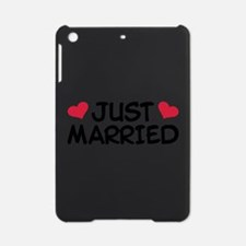 Just Married Wedding iPad Mini Case