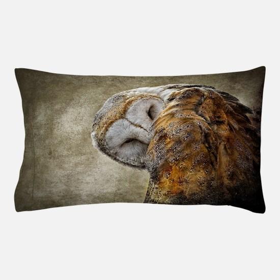 Barn Owl Pillow Case