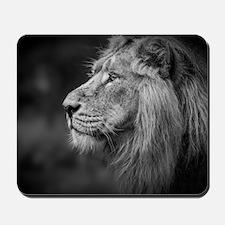 Asiatic Lion Mousepad