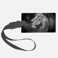 Asiatic Lion Luggage Tag